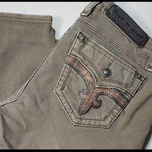 Rock Revival Ankle Skinny Jeans
